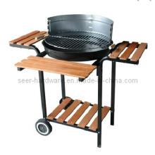 Holzkohle BBQ (SE-5624)