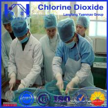 CLO2 usado en desinfectante de las categorías Hospital, Civil
