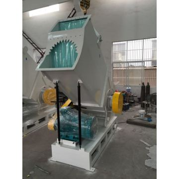 Small Pipes Crushing Machine
