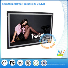 19-Zoll-Innen-HD-LCD-Werbung offenen Rahmen Digital Signage