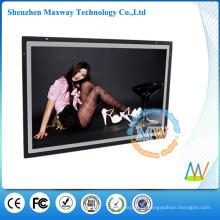 Signage digital interno do quadro aberto da propaganda de HD de 19 polegadas HD