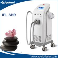 Technologie IPL Shr d'épilation rapide avancée