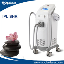 Расширенный быстрое удаление волос технологией IPL shr волос