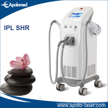 Advanced Fast Hair Removal IPL Shr Technology