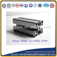 40 * 40 40 * 80 80 * 80mm Perfil de alumínio do mais baixo preço de China