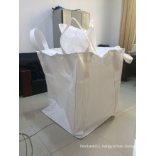 PP Woven Coated Bag with Inner Bag for Flour