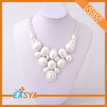 Fancy Raindrop Costume Shinny Shell Necklace