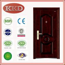 Streng gesicherten Stahl Eintrag Tür KKD-310 für Ägypten