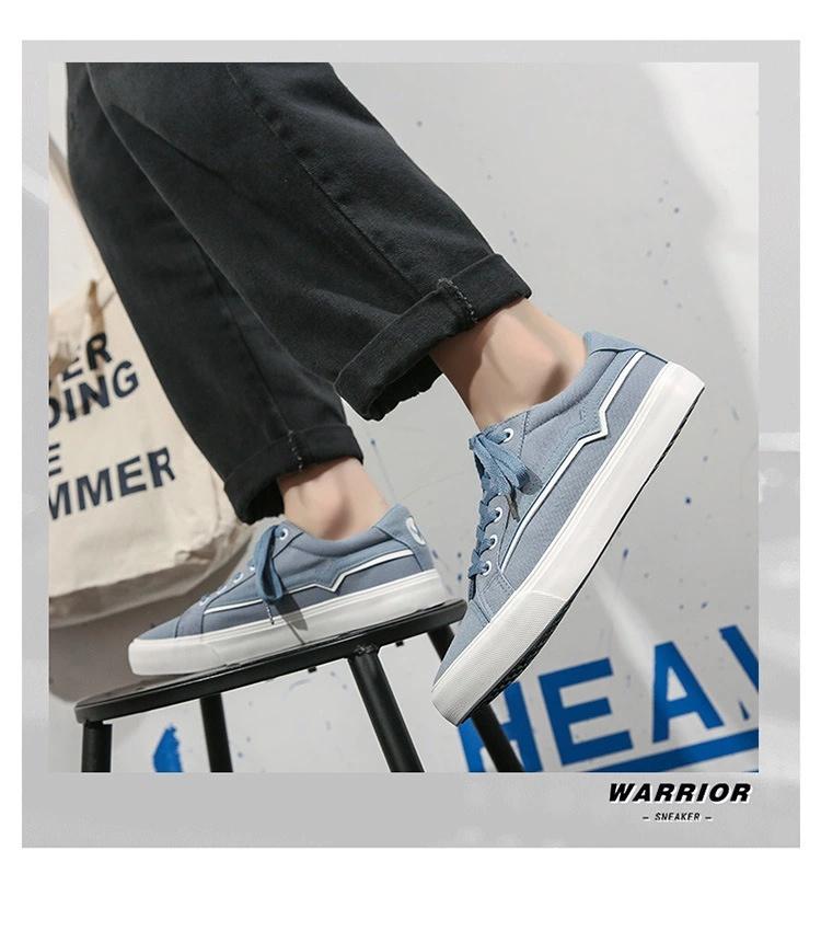 side line design shoes