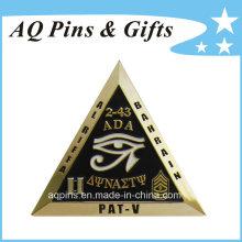 Monedas de oro conmemorativas de la promoción de encargo (coin-093)