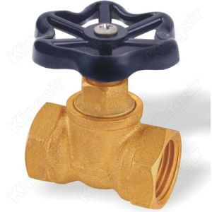 Brass Water Stop Valves