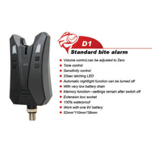 Alarme standard de morsure