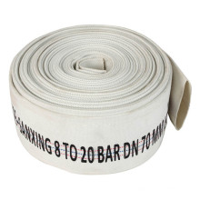 Canvas Hose for Fire Fighting