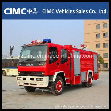 Исузу Фвр Пожарная Машина 4 Евро