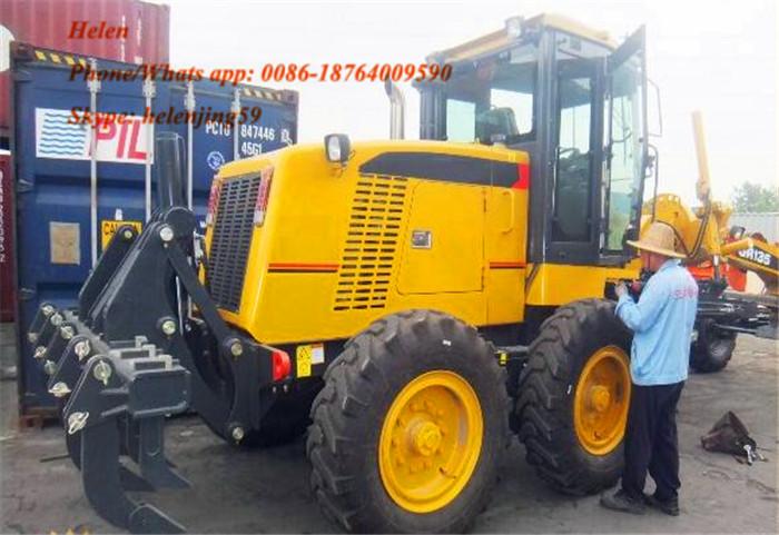 GR135 Motor Grader