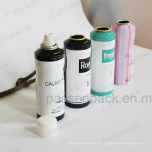 Lata de aerossol em spray de alumínio para embalagem de odores corporais (PPC-AAC-014)