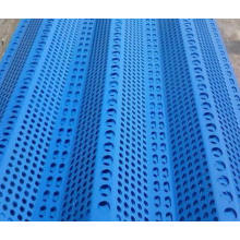 Pó Coated Steel Peaks Wind Dust Proof Netting