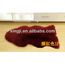 Натуральный мех крашеный цвет австралийских овец меха кожи для украшения
