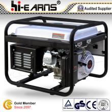 Generador de la gasolina del alambre de cobre (GG2500)
