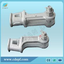 100% Original for Wire Rope Fittings Adjustable Steel Wire Wedge Clamp export to Saint Lucia Wholesale