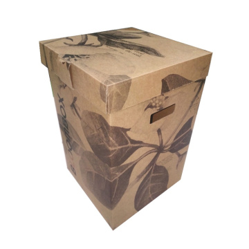 Custom Office File Packaging Paper Corrugated Box