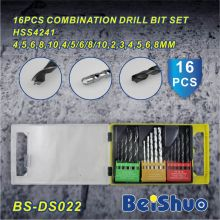 Combination Drill Bits Set