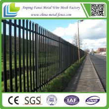 Low Price Security Steel Palisade Fencing for Sale