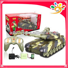 8CH RC Tank Toy With Light And Music