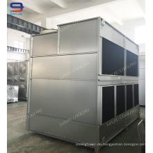 Crossflow HVAC Kühlturm, Geschlossener Kühlturm