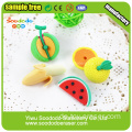 3D Lebensmittel geformt Blister Card Packing Eraser