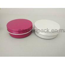 2oz farbiges Aluminiumglas für kosmetisches Wachs von Ningbo