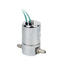 Vanne solénoïde de la machine dentaire - Contrôlez l'eau propre ou l'air avec le corps en métal (SB114)