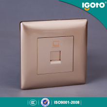 European Standard TV Tel Data Socket Outlet