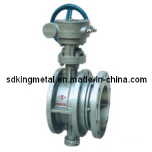Worm Gear Expansion Butterfly Valves