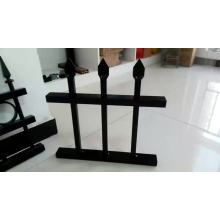 Spear top fence / Wrought iron spear top Steel palisade Security Fence