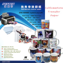 A3 A4 Roll Sublimation Heat Transfer Paper for Ceramic Mug