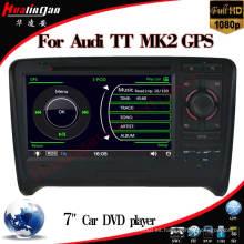 Reproductor de DVD del coche para la navegación del GPS de Audi Tt con la función de la pantalla táctil de Bluetooth / Radio / RDS / TV / Can Bus / USB / iPod / HD (HL-8795GB)