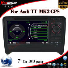 Car DVD Player for Audi Tt GPS Navigation with Bluetooth/Radio/RDS/TV/Can Bus/USB/iPod/HD Touchscreen Function (HL-8795GB)