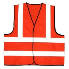En20471 High Refletive Warning Safety Vest