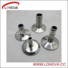 Connecteurs en fibre de tuyaux en acier inoxydable