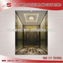 Ascenseur élévateur de passager à eau de luxe