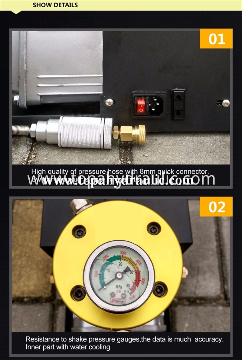 300bar Pcp Electric Air Compressor