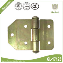 Heavy Duty Bolt On Back Flap Hinge Steel