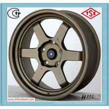 new design durable competitive price car alloy wheels 14 inch of custom finishes