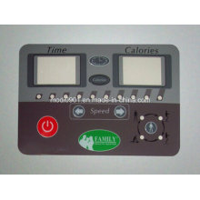 Simple Design Polyester Panel Membrane Switch New