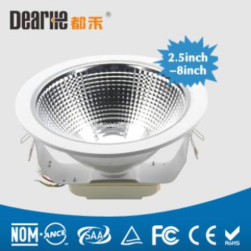 Shenzhen Factory Professional 20W 8inch COB led downlight