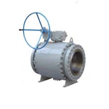 TRUNNION PALSU BALL VALVE