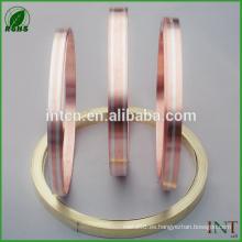 cinta bimetal cobre plata