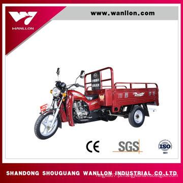 Triciclo da motocicleta do caminhão de cultivo de 150cc 175cc para a carga
