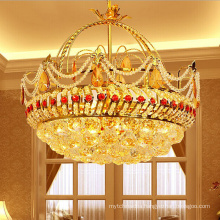 Crystal Pendant Lamp fancy lamp small glass hanging lamp high quality pendant lights